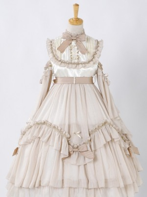 The Song of Moonlight Elegant Doll One-piece