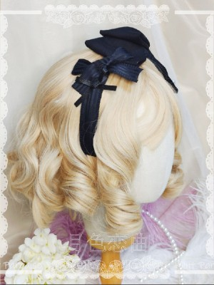 The Song of Moonlight Elegant Doll Hair Clip