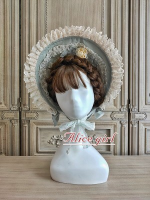 Alice Girl - When Camellia Blooms Bonnet