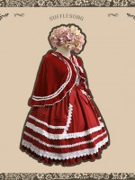Antique Doll Jumperskirt