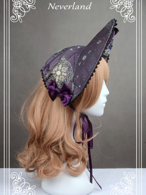 Arabian Nights Bonnet