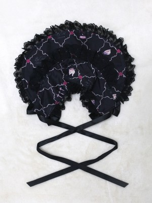 Beauty and Beast Bonnet
