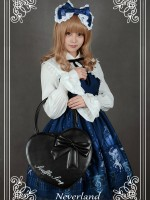 Chrono Guardian Detachable Peaked Collar Jumperskirt