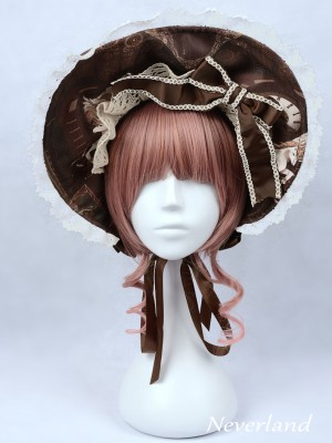 Chrono Guardian Bonnet