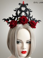 Gothic Queen Crown