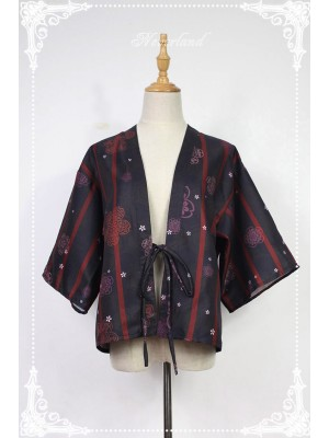 Haunted Night - Nine Tails Fox Haori
