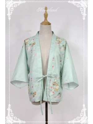 Haunted Night - Mountain Spirit Haori