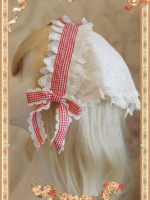 Infanta - Strawberry Buffet Kerchief