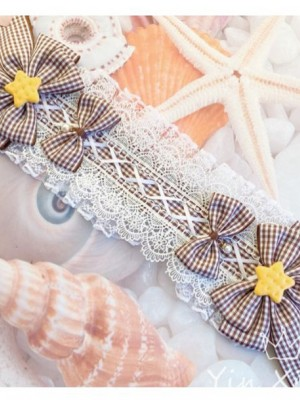 Lace Bowknot Sweet Lolita Hair Band