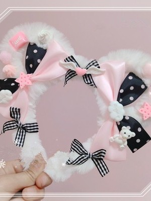Lolita Bear Ears KC