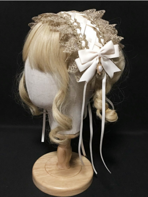 Lolita Sweet Lace Hair Band