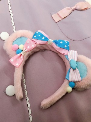 Lovely Hair Accessory Lolita KC