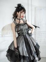Lust - Memoirs of Asmod Gothic Jumperskirt