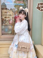Sheep Puff - Biscuits Lolita Bag