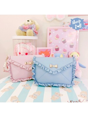 Sheep Puff - Love Letter Lolita Bag