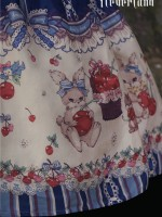 Sweet Cherry Deer Special Jumperskirt 2018