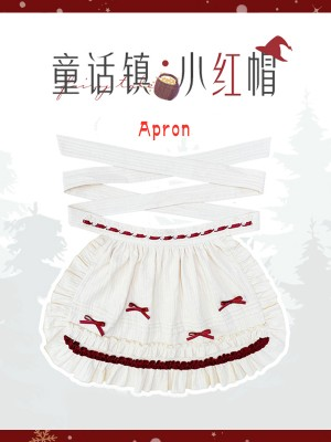 Urtto - Little Red Riding Hood Accessories Set