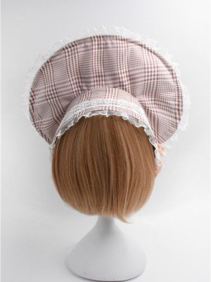 """Not Stripes"" Bonnet"